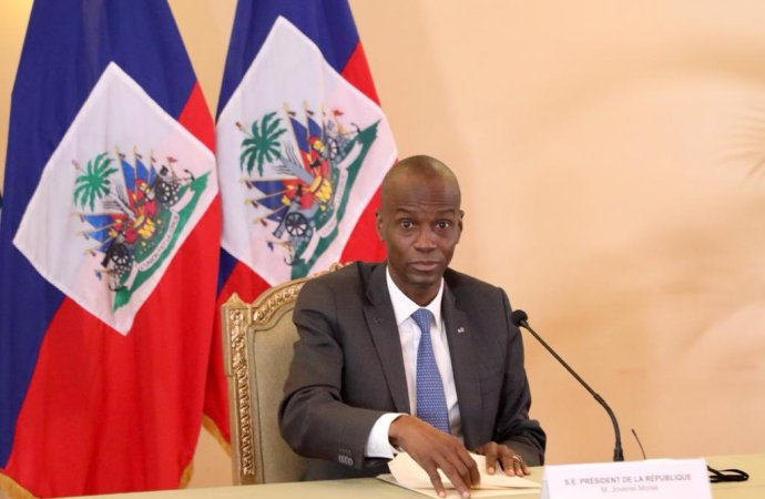 Jovenel Moïse s'est entretenu avec des membres de la CARICOM