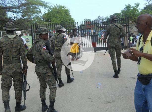 Un soldat dominicain tue un haïtien sans-papiers à la frontière