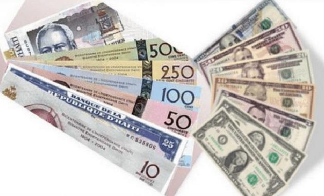 Taux de référence : la BRH affiche 75,41 gourdes pour un dollar US