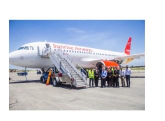 Désormais, les voyages vers Panama et l'Amerique latine sont possibles avec la compagnie aérienne Sunrise Airways