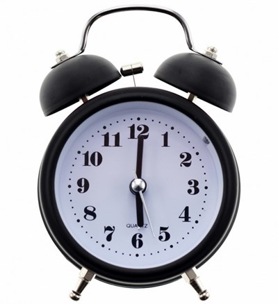 L'heure nationale sera avancée de 60 minutes à partir de dimanche