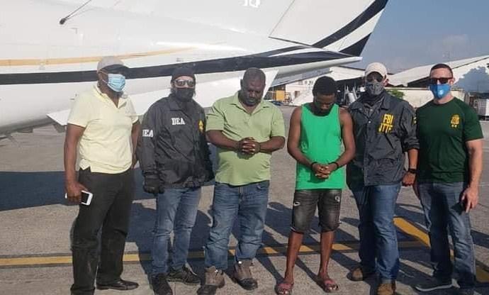 Deux Haïtiens arrêtés par le FBI et la DEA