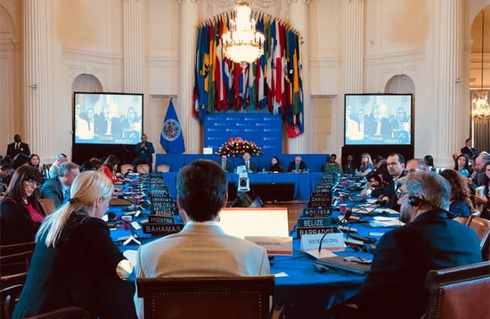 L'OEA réaffirme son soutien à la tenue des prochaines élections haïtiennes