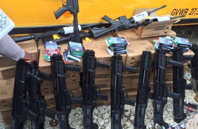 Lutte contre le trafic illégal d'armes à feu : le gouvernement haïtien adopte de nouvelles mesures