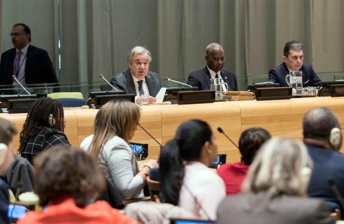 Insécurité : le Conseil de sécurité de l'ONU appelle les dirigeants haïtiens à lutter contre ce fléau