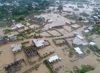 Intempéries : trois morts, trois disparus, des centaines de sinistrés, des maisons inondées, selon la DPC