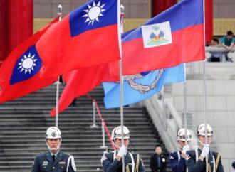 Haiti et Taïwan célèbrent une amitié vieille de 65 ans, Jovenel Moïse s'en réjouit