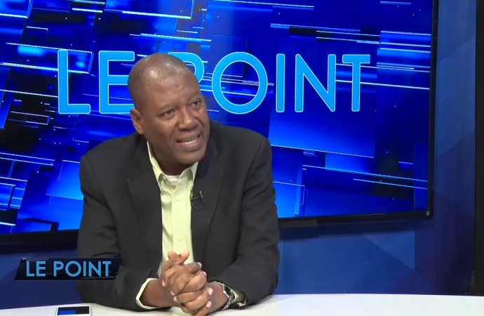 « Jovenel Moïse ne veut pas imposer une constitution au pays », précise Patrick Crispin