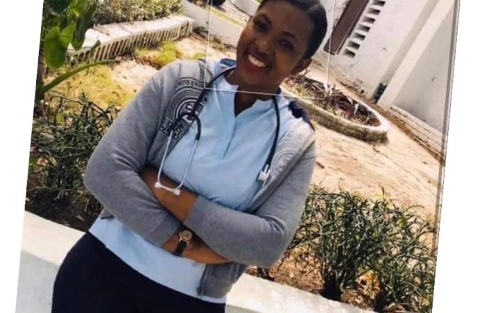 L'étudiante Marline Flora Nérestant retrouvéé morte à Tabarre