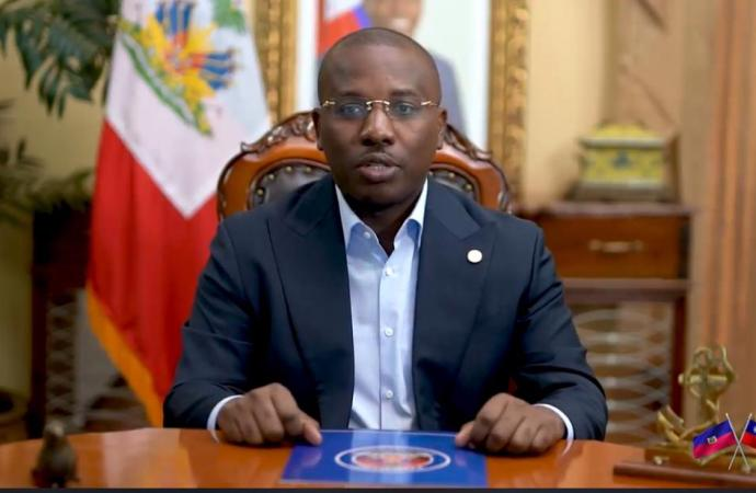Le premier ministre a.i. Claude Joseph se réjouit de l'amitié et de la solidarité haitiano-taïwanaises