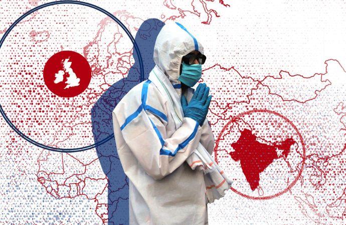 Deux variants du coronavirus détectés en Haïti