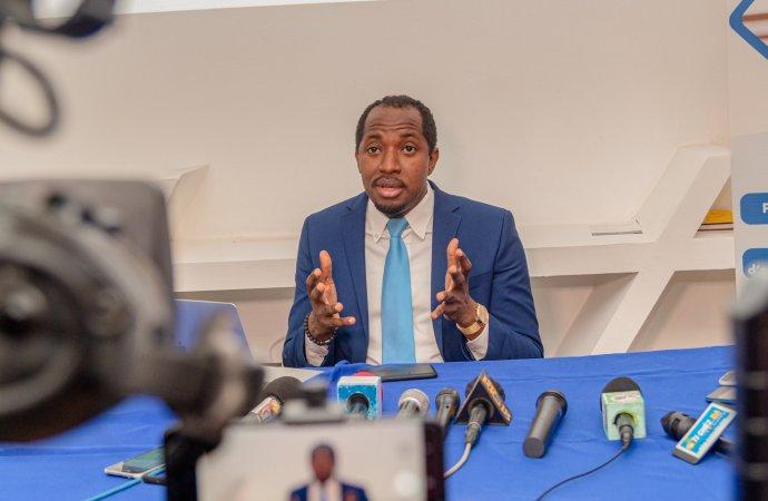 Economie : La firme Haïti-Efficace, alarmée par la dégradation de l'économie du pays