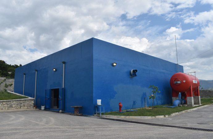 Lancement par la DINEPA du projet Port-au-Prince III