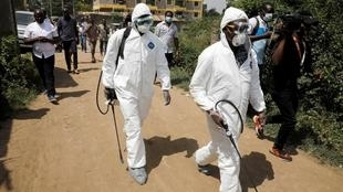 Covid-19 : quatre morts et 131 nouvelles contaminations