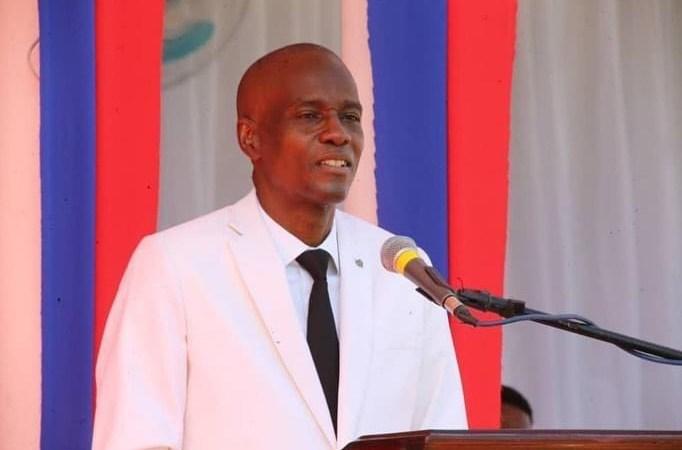 218e célébration du bicolore : Jovenel Moïse appelle à l'union pour un dénouement de la crise