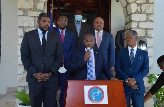 Élections et référendum : Claude Joseph a rencontré les membres du CEP
