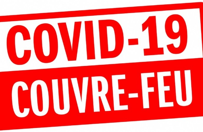 Covid-19 : Le gouvernement impose un couvre-feu de 10h PM à 5h du matin
