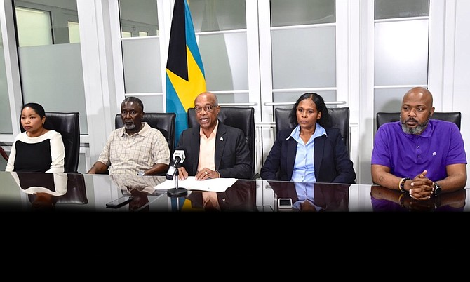 Covid 19 : le gouvernement des Bahamas proroge d'un mois l'interdiction d'entrée des Haïtiens sur son territoire
