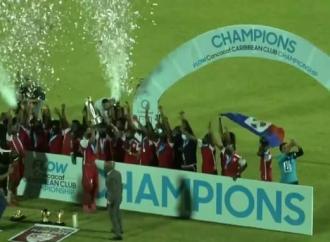 L'AS Cavaly remporte le tournoi des champions amateurs de la Caraïbe