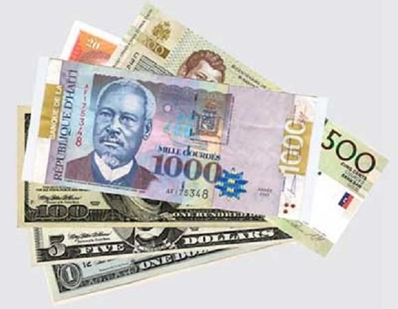 Taux de référence : la BRH affiche 90,24 gourdes pour un dollar US