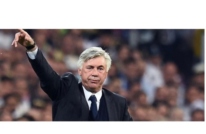 Carlo Ancelloti, nouvel entraîneur du Réal Madrid