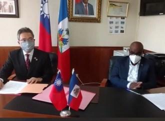 Nouveau partenariat entre la République Chine Taïwan et Haïti