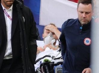 Euro 2020 : Christian Eriksen victime d'un malaise en plein match, son état de santé est stable