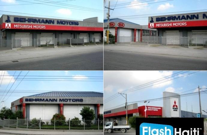 Insécurité :Behrmann Motors ferme ses portes pour une durée indéterminée