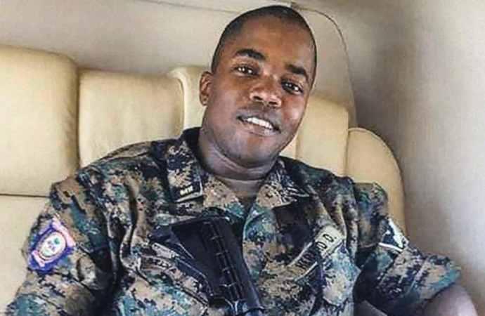 Assassinat de Jovenel Moïse : le chef de l'USGPN, Dimitri Hérard, placé en isolement