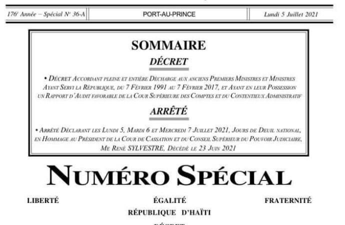 Élections : Publication du décret électoral