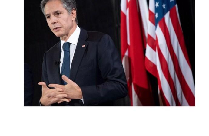 Les Etats-Unis appellent au maintien des élections pour 2021