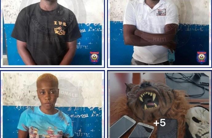 Croix-des-Bouquets : 2 présumés bandits tués, 3 autres interpellés, des armes à feu et des véhicules confisqués par la PNH