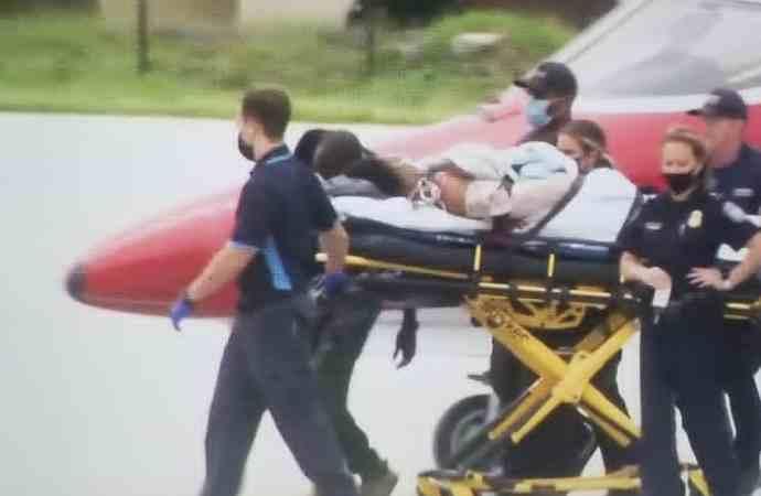 Blessée par balles, Martine Moïse transférée aux États-Unis