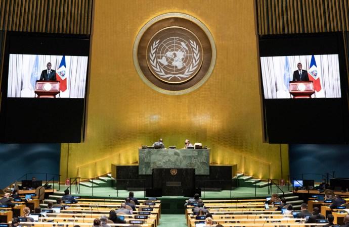 Assassinat de Jovenel Moïse : l'ONU rend hommage au défunt président