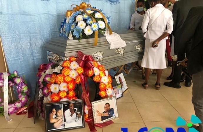 Nécrologie: Un dernier hommage rendu au journaliste Diego O. Charles