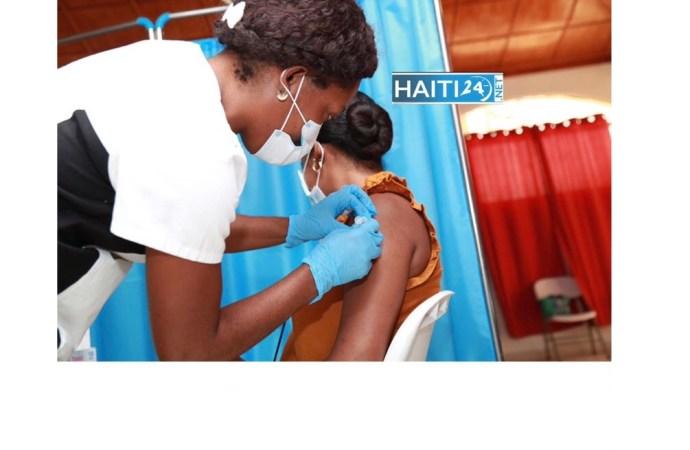 Covid-19: Le MSPP ouvre un site de Vaccination