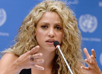 La chanteuse Shakira risque la prison pour avoir menti au fisc