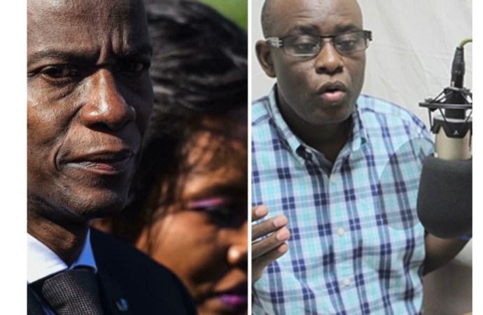 « Jovenel Moïse a été livré par des responsables de sa sécurité », conclut le RNDDH
