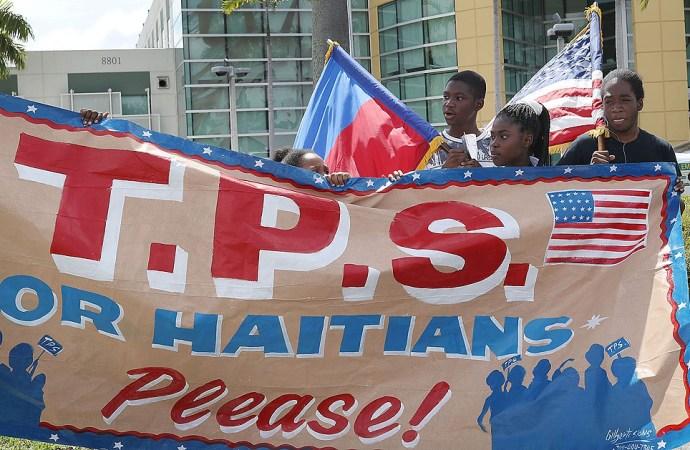 TPS : tout ressortissant haïtien présent aux USA jusqu'à ce mardi est éligible, selon le registre fédéral