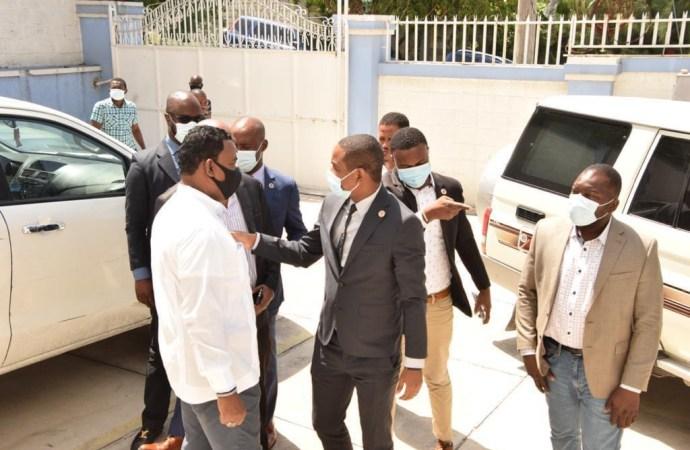 Visite de courtoisie du directeur général de l'ONA à l'annexe de la SONAPI