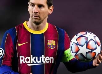 Lionnel Messi à Paris !