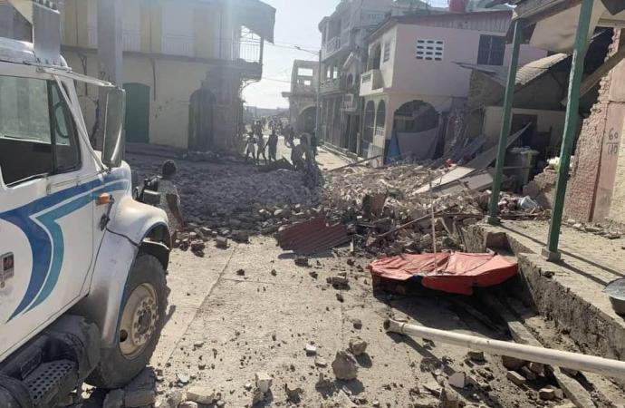 Séisme en Haïti: Attristé, l'OPC appelle à la solidarité