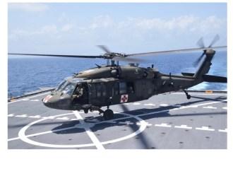 Séisme : Des navires de la marine américaine sur les côtes haïtiennes