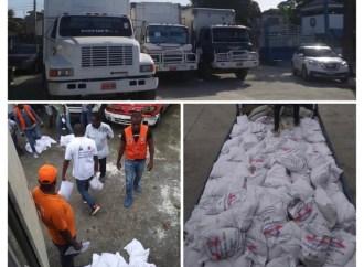 Séisme : Le FAES maintient ses opérations d'aide aux victimes du Grand Sud