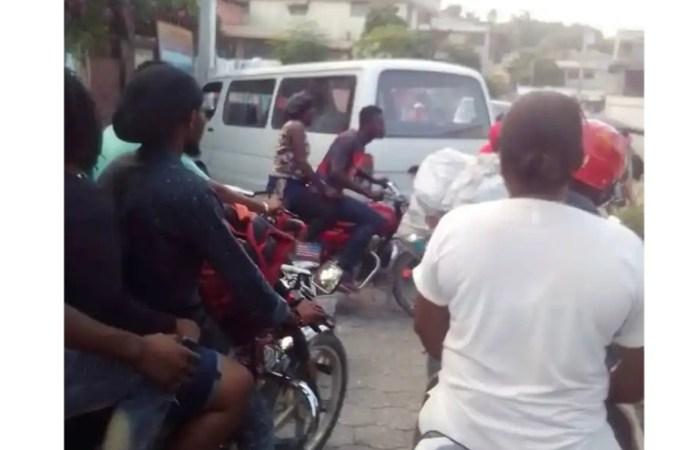 Circulation: La route nationale numéro 2 bloquée