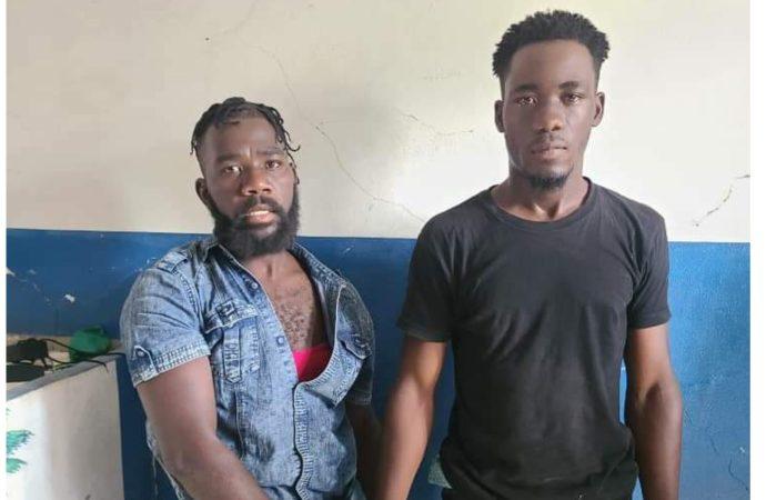 Arrestation de deux présumés kidnappeurs à Gros-Morne