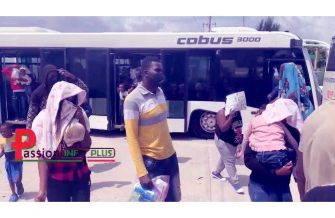 Déportation-USA : le premier vol ayant à bord 272 migrants haïtiens a atterri ce dimanche