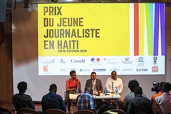 Lancement de la 7e édition du Prix Jeune Journaliste par l'OIF