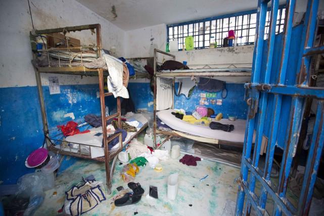 4 morts, 3 blessés, bilan d'une évasion à la prison civile de Petit-Goâve