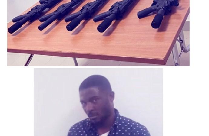 Un agent de la BSAP, un policier parlementaire arrêtés pour trafic d'armes